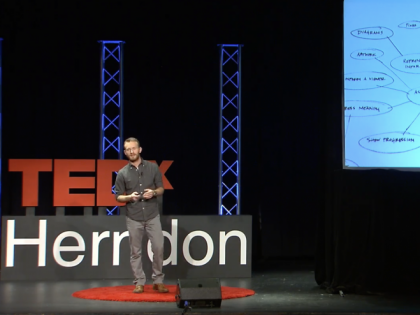 Speaking With Images – Jonathan Mills at TEDxHerndon