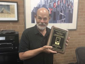 National Park Service Intermountain Regional Office names Stephen Goldsmith recipient of the 2018 Outstanding Service Award