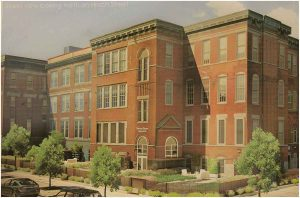 Repurposing a historic school building as a teacher's village: exploring the connection between school closures, housing affordability, and community goals in a gentrifying neighborhood