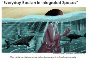Lecture: Everyday Racism, 9/14 at 4pm